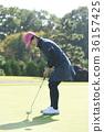 高爾夫球手 女性 女 36157425