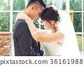 Photo wedding Marriage bride and groom 36161988