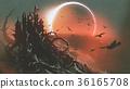 เพ้อฝัน,มืด,ปราสาท 36165708
