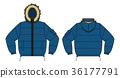 jacket, jackets, vector 36177791