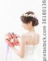 婚禮 女生 女孩 36180136