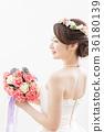 婚禮 女生 女孩 36180139