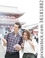 入境旅遊文化體驗神社 36181882