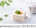 冷豆腐 豆腐 細纖維 36182455