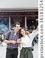 入境旅遊文化體驗神社 36183254