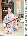 shamisen, female, females 36183309