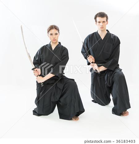 Inbound Tourist Culture Experience Iaido 36183403