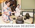 入境旅遊文化體驗茶道 36183505