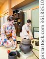 入境旅遊文化體驗茶道 36183510