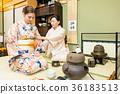 入境旅遊文化體驗茶道 36183513