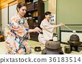 入境旅遊文化體驗茶道 36183514