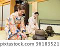 入境旅遊文化體驗茶道 36183521