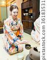 入境旅遊文化體驗茶道 36183531