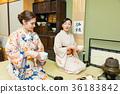 入境旅遊文化體驗茶道 36183842
