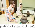 入境旅遊文化體驗茶道 36183845