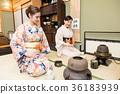 入境旅遊文化體驗茶道 36183939