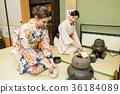 入境旅遊文化體驗茶道 36184089