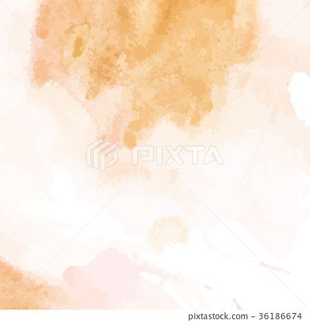 Abstract vector pastel watercolor background 36186674
