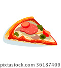 披薩 意大利 義大利 36187409
