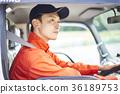 道路服務人員 36189753