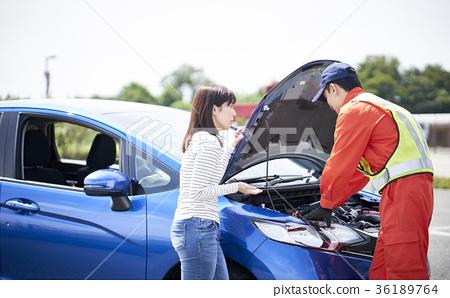 男人和女人 男女 司机 36189764