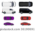abstract automobile car 36190691