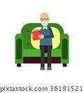 senior, male, read 36191521