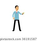 man vector formal 36191587