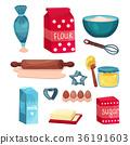 vector ingredient tool 36191603