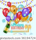 happy, birthday, greeting 36194724