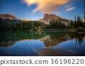 Canada, Emerald, Lake 36196220