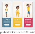 banner, family, child 36196547