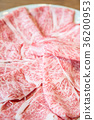 Beef texture 36200953