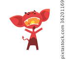 devil, vector, satan 36201169