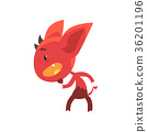 devil, satan, vector 36201196
