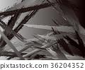 vector, vectors, writing brush 36204352