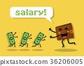 向量 向量圖 賺錢 36206005
