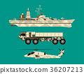 军队 军事 运送 36207213
