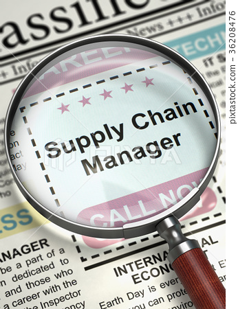 Image result for hiring Supply Chain Manager