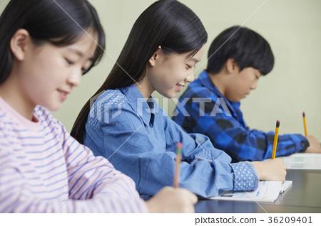 학원,교실,학생 36209401