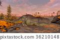 動物 恐龍 CG 36210148