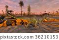 動物 恐龍 CG 36210153