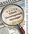 Job Opening Client Development Manager. 3D. 36210384