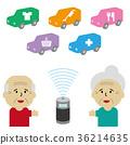 speaker, elder, elderly 36214635