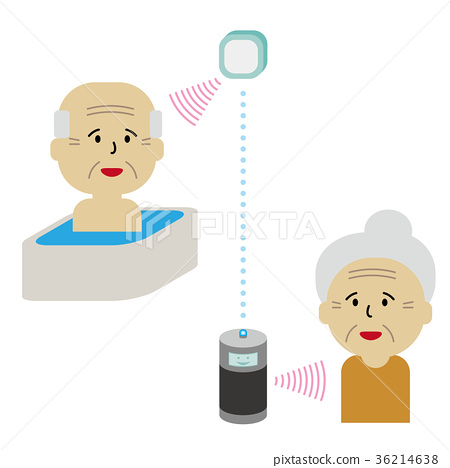 speaker, elder, elderly 36214638