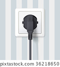 plug, vector, outlet 36218650