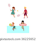 向量 向量圖 兒童 36225652