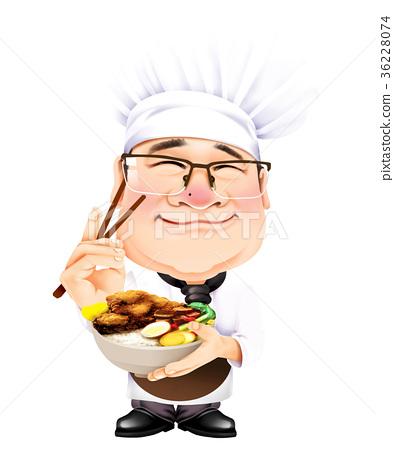 廚師 36228074