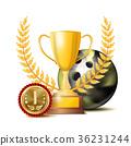 ball medal trophy 36231244