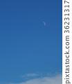 月亮 月 藍天 36231317